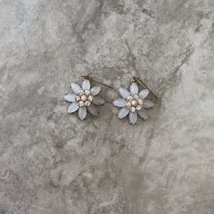 Francesca's Flower Power Earrings